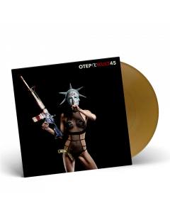 OTEP- Kult 45/Limited Edition GOLD Vinyl Gatefold LP
