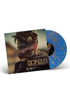 OTEP-Generation Doom/Limited Edition BLUE GOLD Splattered Gatefold Vinyl LP