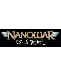 NANOWAR OF STEEL - Logo / PATCH
