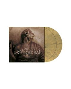 PRIMORDIAL - Exile Amongst The Ruins / NAPALM EXCLUSIVE Dead Gold Marble 2LP