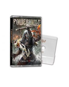 POWERWOLF - Call Of The Wild / WHITE CASSETTE PRE-ORDER RELEASE DATE 7/9/21