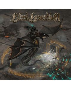 BLIND GUARDIAN-Live Beyond The Spheres/3CD Digipack