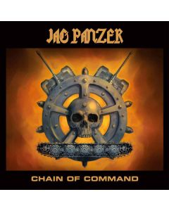 JAG PANZER - Chain Of Command / IMPORT Clear LP