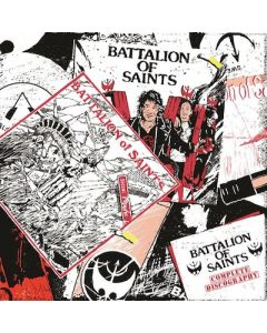 BATTALION OF SAINTS - Complete Discography / 3LP