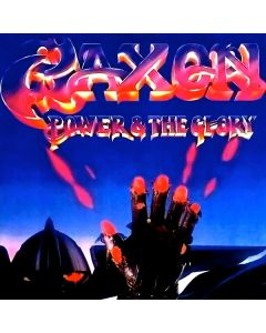 SAXON - Power & The Glory / LP