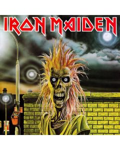 IRON MAIDEN - Iron Maiden / LP