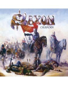 SAXON - Crusader / CD