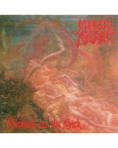 MORBID ANGEL - Blessed Are The Sick / LP