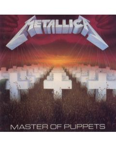 METALLICA - Master Of Puppets / LP