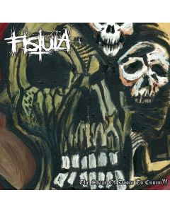 FISTULA - The Shape Of Doom To Cumm))) / LP