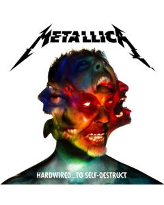 METALLICA - Hardwired...To Self Destruct / LP
