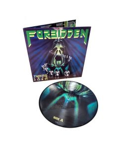 FORBIDDEN - Twisted Into Form / Import Picture Disc LP