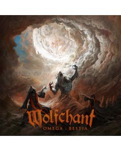 WOLFCHANT - Omega Bestia / CD