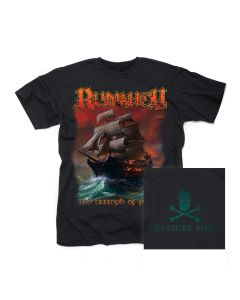 RUMAHOY-The Triumph Of Piracy/T-Shirt