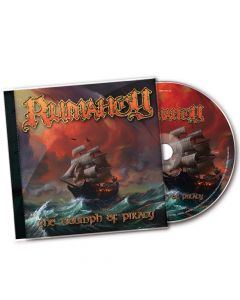 RUMAHOY-The Triumph Of Piracy/CD