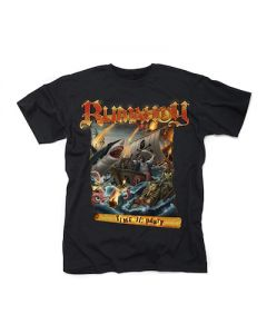 RUMAHOY - Time II: Party / T-Shirt