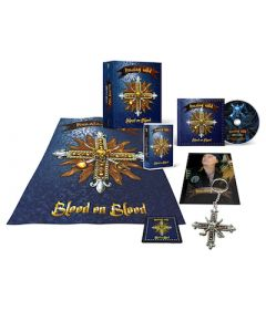 RUNNING WILD - Blood On Blood / NAPALM RECORDS EXCLUSIVE DELUXE BOXSET PRE-ORDER RELEASE DATE 10/29/2021