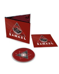 SAMAEL-Hegemony/Limited Edition Digipack CD