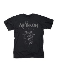 SATYRICON-Deep calleth upon deep Devil/T-Shirt