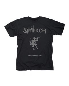 SATYRICON-Deep calleth upon deep Satyr/T-Shirt