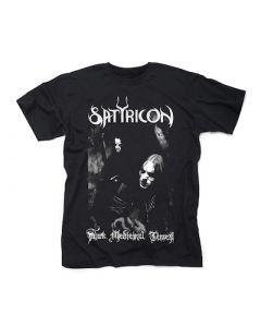 SATYRICON - Dark Medieval Times / T-SHIRT