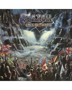 SAXON - Rock The Nations / CD