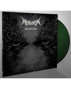 ABBATH - Outstrider / NAPALM RECORDS EXCLUSIVE Dark Green LP