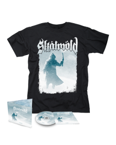 SKALMOLD- Sorgir/Limited Edition Digipack CD + Sorgir T-Shirt Bundle