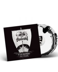 SKALMOLD - 10 Year Anniversary - Live In Reykjavík / Limited Edition WHITE + BLACK SWIRL 2LP