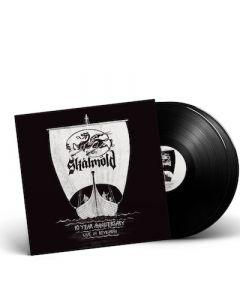 SKALMOLD - 10 Year Anniversary - Live In Reykjavík / BLACK 2LP
