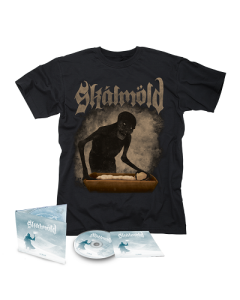 SKALMOLD- Sorgir/Limited Edition Digipack CD + Mara T-Shirt Bundle