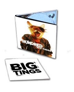 SKINDRED-Big Tings/Limited Edition Digipack CD