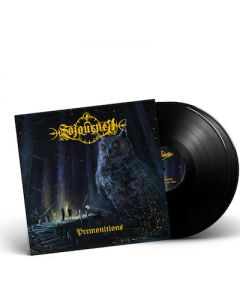 SOJOURNER - Premonitions / BLACK Gatefold  2LP