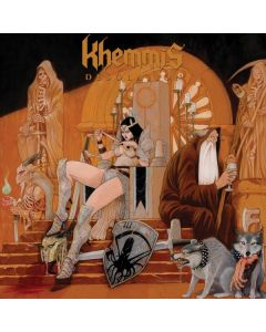 KHEMMIS - Desolation / CD