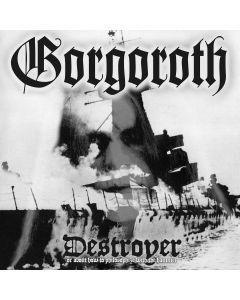 GORGOROTH - Destroyer / Import Grey LP
