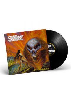 STALKER - Black Majik Terror / BLACK LP