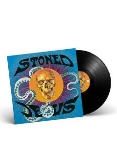 STONED JESUS - First Communion / BLACK LP
