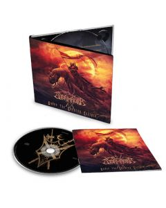 STORMRULER - Under The Burning Eclipse / Digipak CD + T-Shirt Bundle