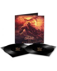 STORMRULER - Under The Burning Eclipse / BLACK 2LP