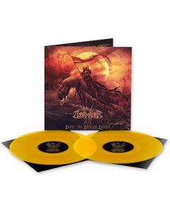 STORMRULER - Under The Burning Eclipse / LIMITED EDITION ORANGE 2LP