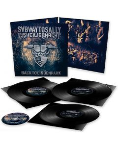 SUBWAY TO SALLY - Eisheilige Nacht - Back to Lindenpark / BLACK 3LP
