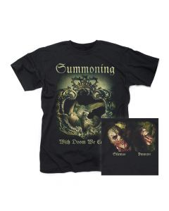 SUMMONING-With Doom We Come/T-Shirt