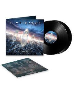 TEMPERANCE - Diamanti / Black 2LP PRE ORDER RELEASE DATE 11/19/21