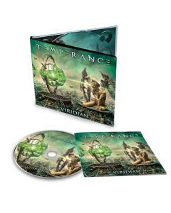 TEMPERANCE - Viridian / Digipack CD