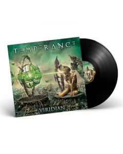 TEMPERANCE - Viridian / BLACK LP Gatefold