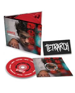 TETRARCH - Unstable / Digipak CD w/ Patch