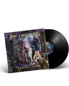 THE UNGUIDED - Father Shadow / BLACK 2LP