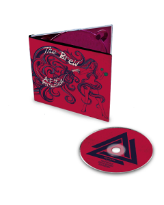 THE BREW- Art Of Persuasion/Limited Edition Digipack CD