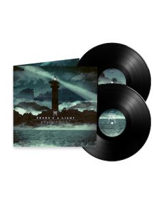 THERE'S A LIGHT - For What May I Hope? For What Must We Hope? / Black 2LP PRE-ORDER RELEASE DATE 12/10/21