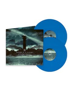 THERE'S A LIGHT - For What May I Hope? For What Must We Hope? / LIMITED EDITION OCEAN BLUE 2LP PRE-ORDER RELEASE DATE 12/10/21